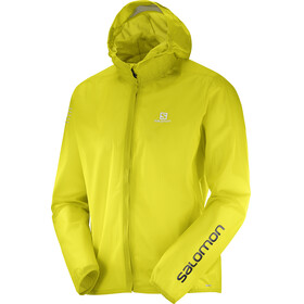 Salomon Bonatti Race WP Jacket Men Sulphur Spring